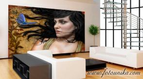 cuadros fantasía,regalo original,ideas decoración,retratos.