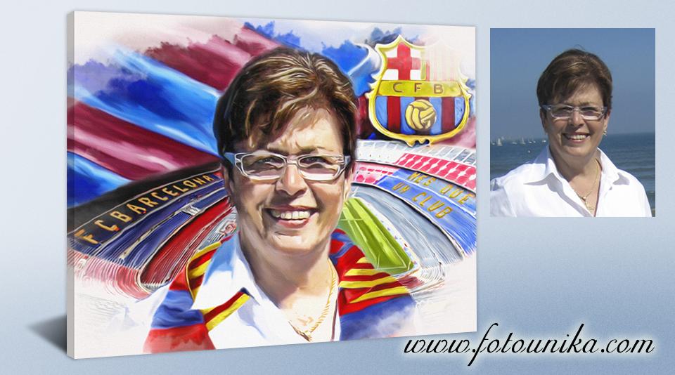 futboleros,regala un oleo,especial,futbol,fc barcelona,barça,culé,campeon