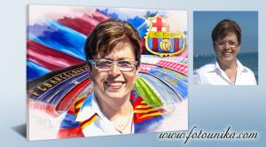 futboleros,regala-un-oleo,especial,futbol,fc-barcelona,barça,culé,campeon