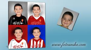 ESPARZA G.G,cuadros-personalizados,regalos-originales,sporting-de-gijon,futbol,decoración