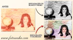 Restauración de fotografias antiguas, recuperacion de fotografias, retoque digital, retoque fotografico, coloreado de fotografias, ideas para regalar,el regalo, regalo original