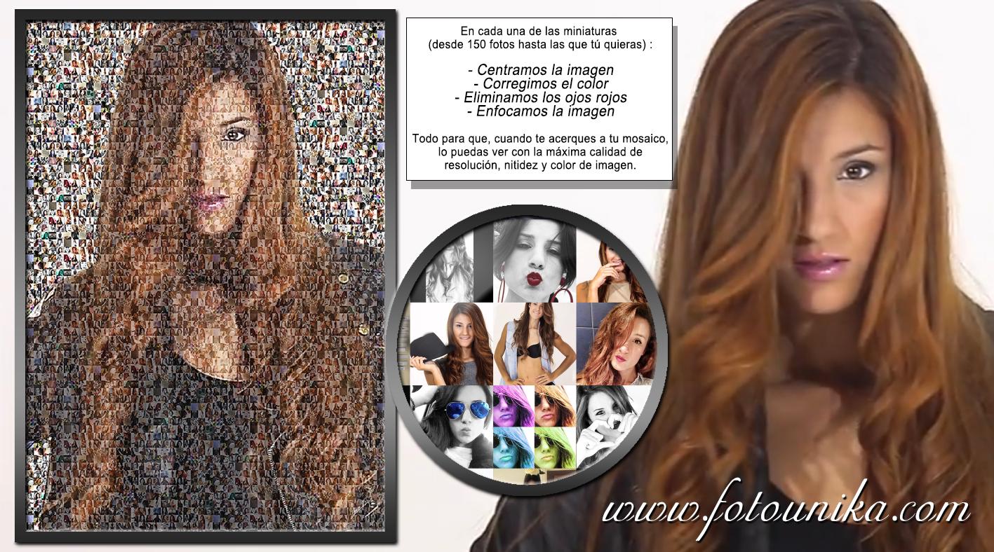 multifotos, mosaico, collage, lamina, recuerdo, homenaje, modelo, regalo, el regalo, original