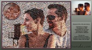 multifotos, mosaico, mosaico de fotos, collage, cuadro, cuadro personalizado, lamina, regalo, regalo de bodas, recuerdo, homenaje regalo especial, handmade, pareja, original. unico, calidad