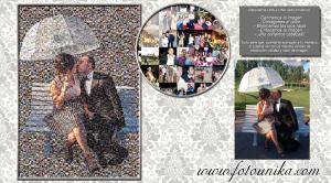 multifotos, mosaico, regalo, el regalo, lamina, cuadro, cuadro personalizado, pareja, novios, miniaturas, boda, detalles de boda, homenaje, aniversario, cumpleaños, sorpresa, original, unico, diferente, personalizado, arte digital