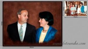 fotomontaje, lamina, cuadro, retoque fotografico, restauracion, ampliacion, regalo, original, recuerdo