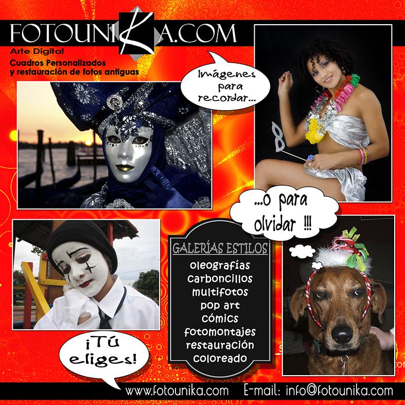 carnaval, disfraz, oleo, carboncillo, multifotos, pop art, comic, fotomontaje, restauracion, coloreado, regalo, cuadro, lamina, original, personalizado, unico, diferente, emotivo, recuerdo