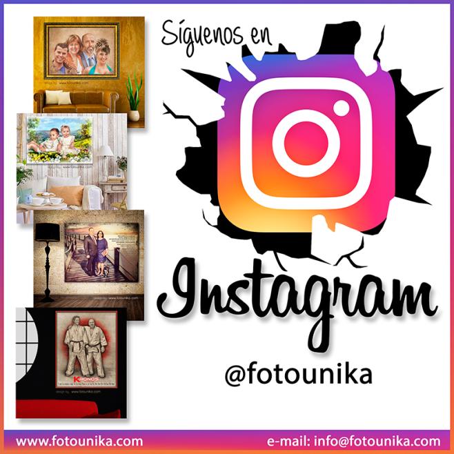 instagram, redes sociales, cuadro, cuadro personalizado, lamina, oleo, carboncillo, pop art, comic, fotomontaje, montaje, multifotos, restauracion, restauraciones de fotos antiguas, arte digital, regalo, el regalo
