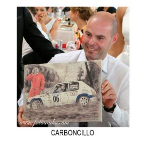 carboncillo, carboncillo digital, cuadro, cuadro personalizado, lamina, arte digital, regalo, el regalo, original, regalo para el hermano, famlia, sorpresa, boda, regalo de boda, regalo de bodas, wedding, rallye, carreras de coches, slalom, competicion