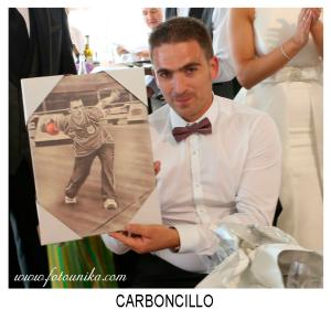 carboncillo, carboncillo digital, cuadro, cuadro personalizado, lamina, arte digital, regalo, el regalo, original, regalo para el cuñado, sorpresa, boda, regalo de boda, regalo de bodas, wedding, bolos, deporte, aficion, hobbie