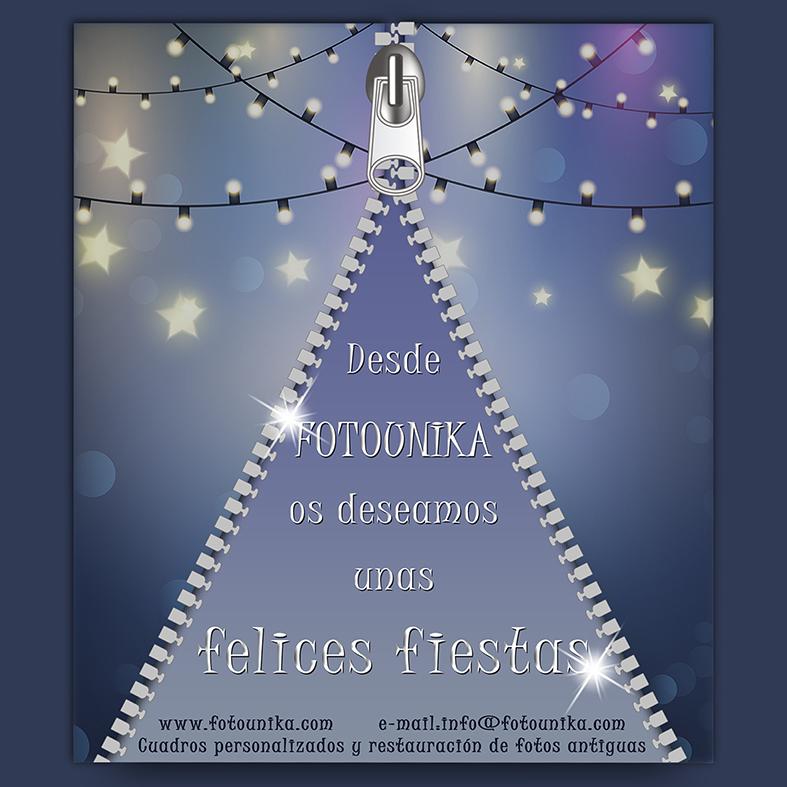 Navdad, fiestas,  regalo, el regalo, cuadro, cuadro personalizado, lamina, cuadros, cuadros personalizados, restauracion de fotos antiguas, coloreado de fotos antiguas, original, unico, diferente, 2016, Navidad 2016