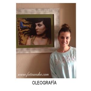 oleo, oleografia, cuadro, cuadro personalizado, lamina, arte digital, regalo, el regalo, original, fantasia, homenaje, mariposa, petalos, mujer, joven